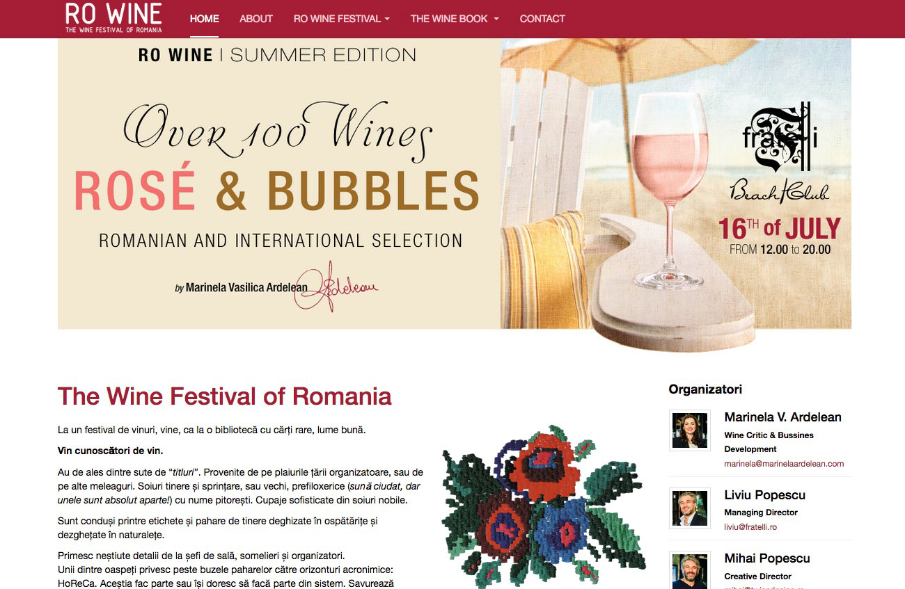 The Wine Festival of Romania